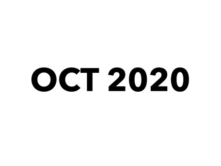 October 2020 Chamber Minutes