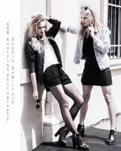 Jennifer und Julia