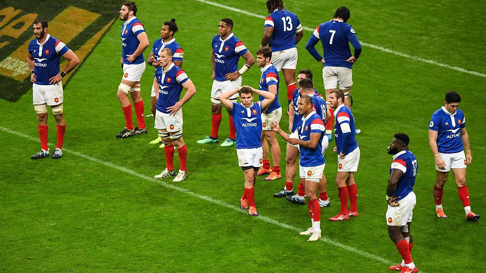 XV de France Rugby Mental