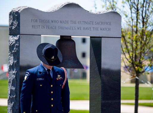 Coast Guard Dedicates Memorial for their Enlisted
