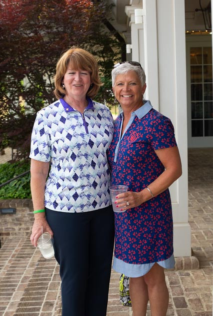 Eileen and Kathy