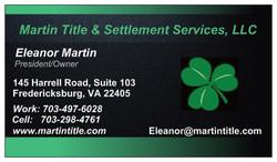 Martin Title Company