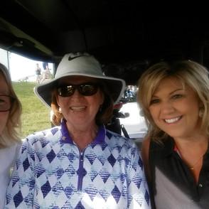 Selfie with the 'Ladies'