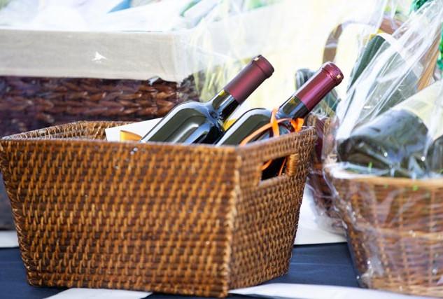 Potomac Winery Basket