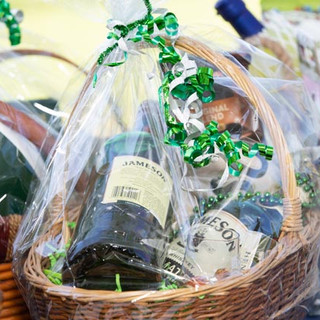 Jameson basket all the way from Boston