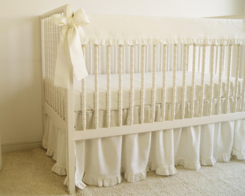 Baby Moods Collection Made From 100 Flax Linen Ivory Or White