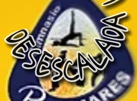 DESESCALADA: PRIMEROS PASOS