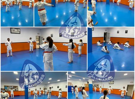 JUDO / KARATE. ARRANCAMOS CLASES