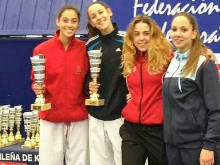 KARATE: CAMPEONATO MADRID