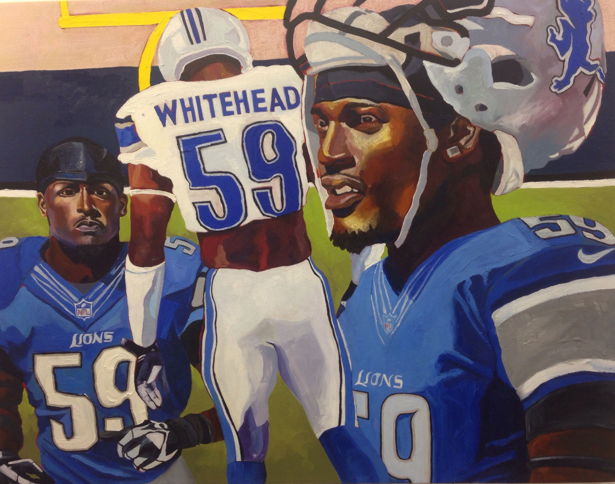 Whitehead Lions NFL