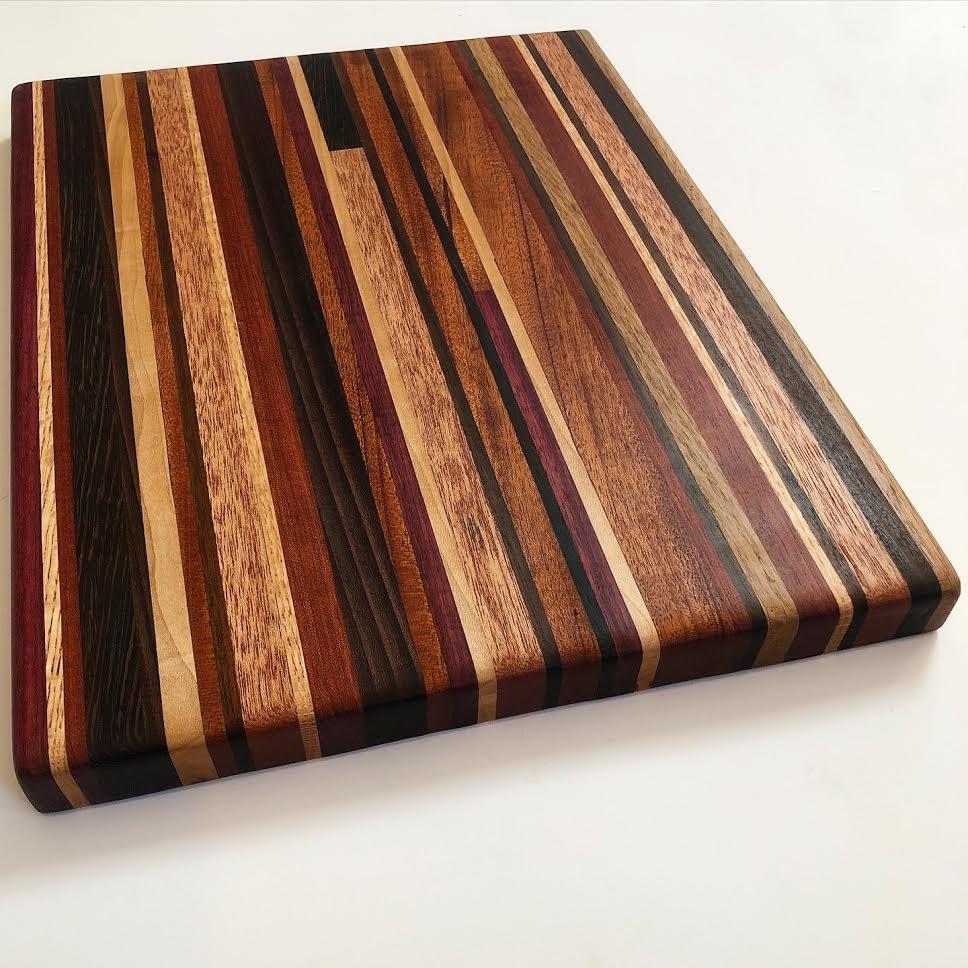 Exotic  Cutting Board