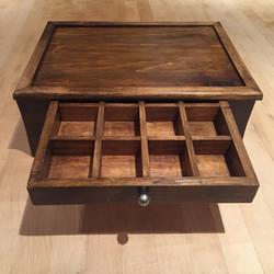 Wooden Tackle Box
