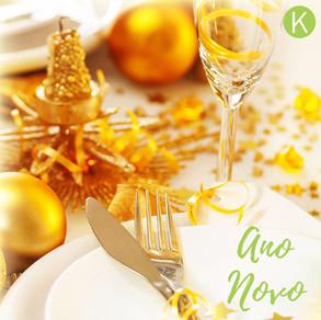 Dicas Ceia de Ano Novo