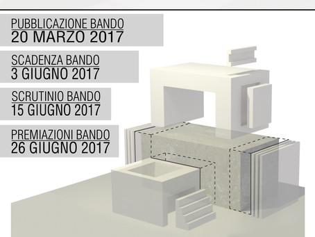 Concorso Internazionale di Idee della Centro Italia Marmi 2017