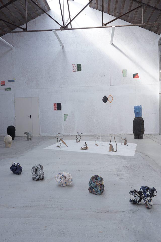 "expo ""Clairières"" 2016"