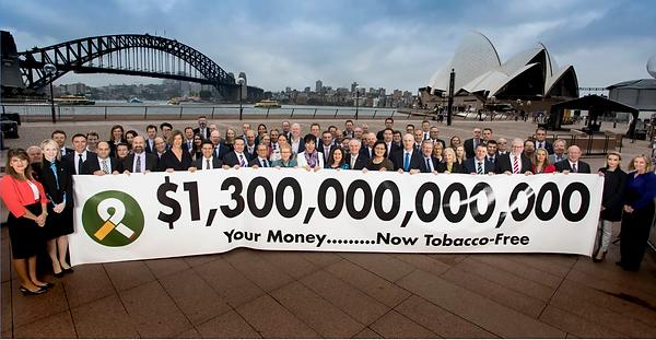 Tobacco Free Sydney