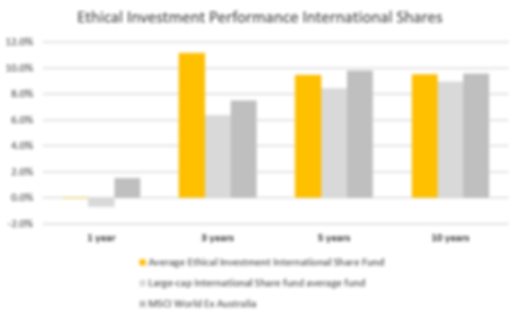 Ethical Investment Performance Internati