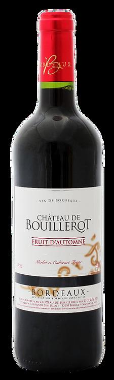 CHÂTEAU DE BOUILLEROT, Cuvée Fruit d'Automne, Thierry Bos