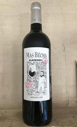 DOMAINE MAS BECHA, Cuvée Classique +, Charles Perez