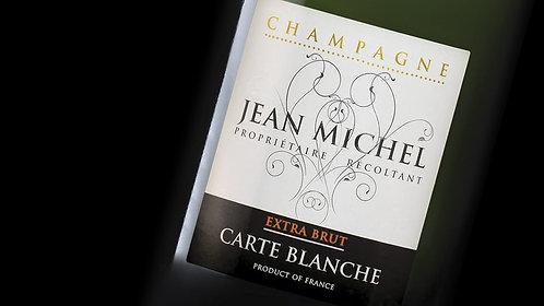 CHAMPAGNE JEAN MICHEL , Cuvée Carte Blanche Extra Brut, Jean Michel