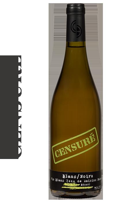 DOMAINE CHAPELLE BERARD, Cuvée Censuré, J-C Mauro