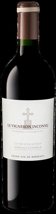 CHÂTEAU LA TUILERIE DU PUY, Cuvée Le Vigneron Inconnu, Michael Regaud