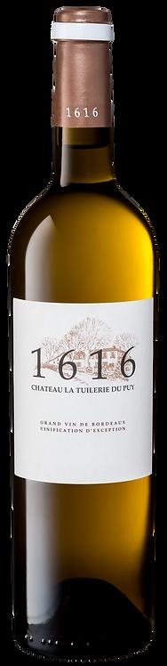 CHÂTEAU LA TUILERIE DU PUY, Cuvée 1616, Michael Regaud