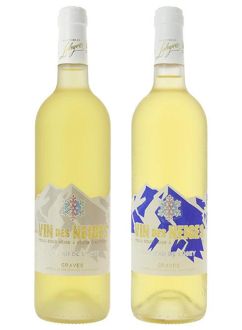 CHÂTEAU DE LUGEY, Cuvée Blanc des Neiges, Franck Labeyrie