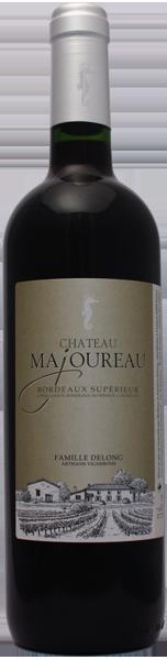 CHÂTEAU MAJOUREAU, Cuvée Tradition, Mathieu Delong