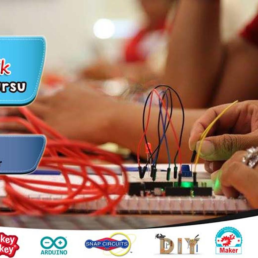 7. Maker Öğretmen Eğitimi (HAFTA SONU)