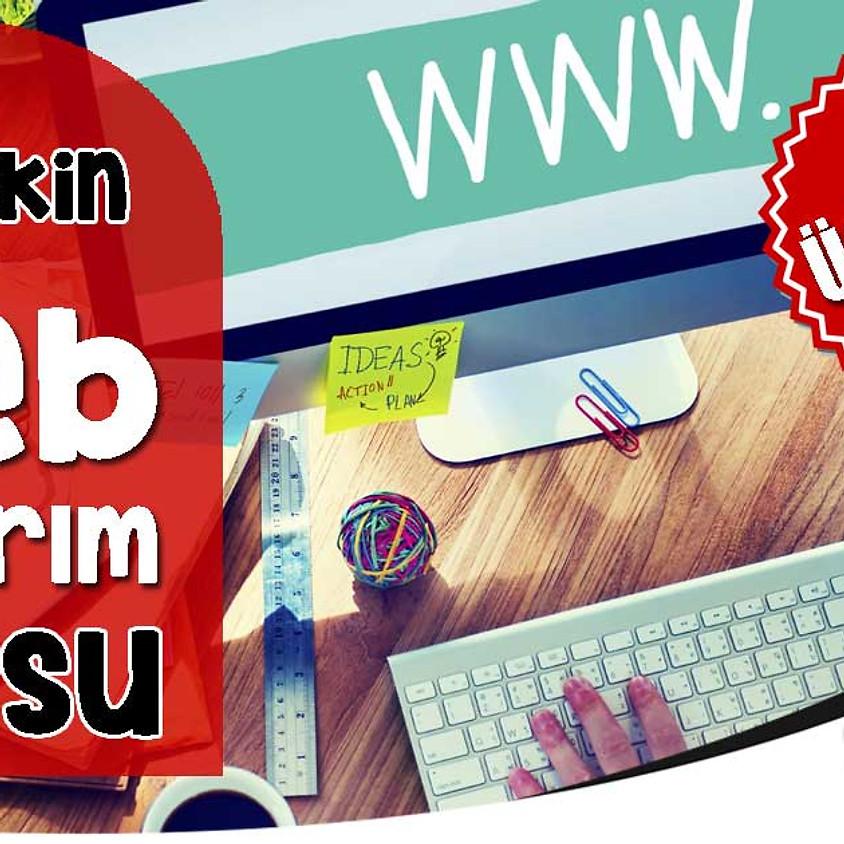 Web Sitesi Yapma Kursu (Yetişkinler için)