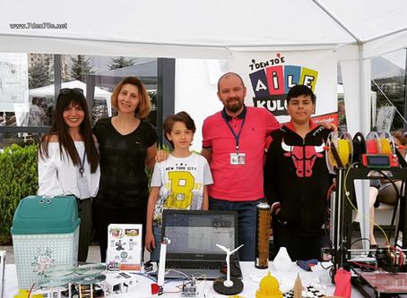 School Maker Faire - Beştepe