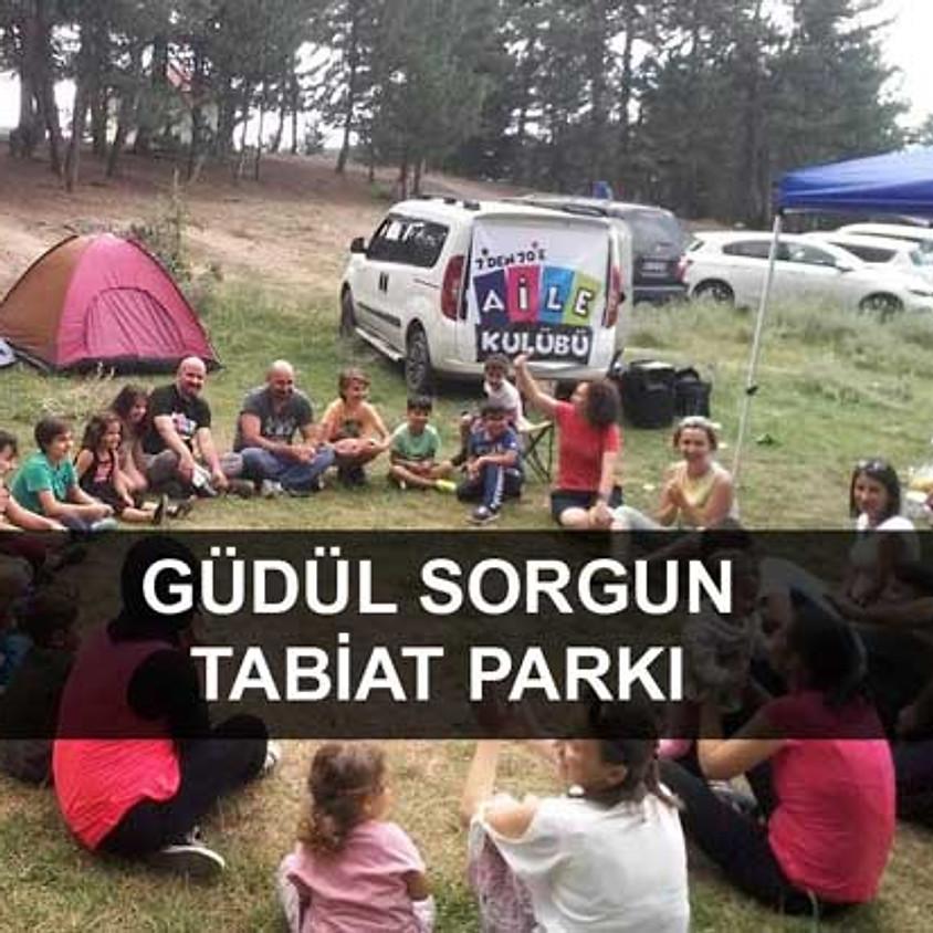 Çocuklu Aile Çadır Kampı