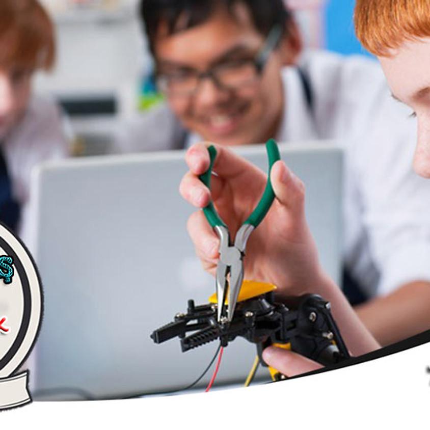 Maker & Robotik Eğitimi Başlıyor