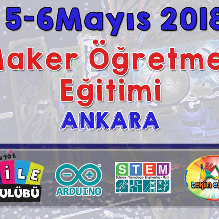 Maker Öğretmen Eğitimi - Ankara