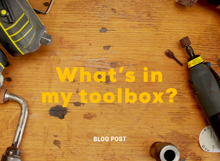 What is in my toolbox?