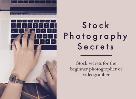 Stock Photography Secrets
