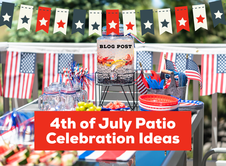 4th of July Patio Celebration Ideas
