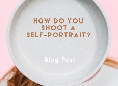 How do you shoot a selfie?