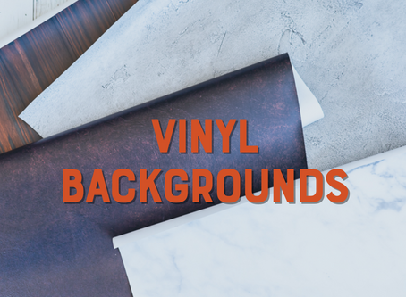 Vinyl Backgrounds