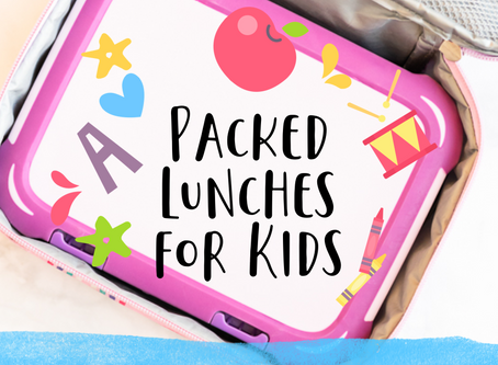 Packed Lunches for Kids