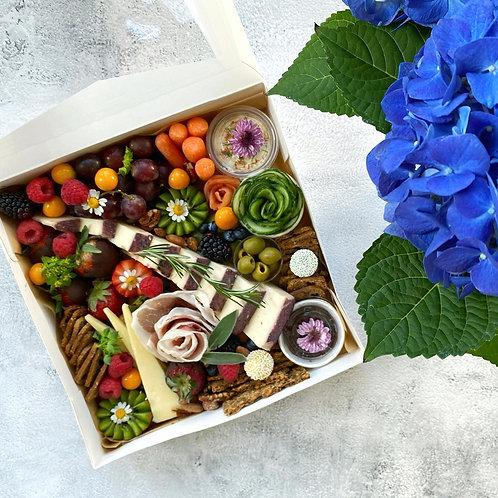 Cheese grazing box
