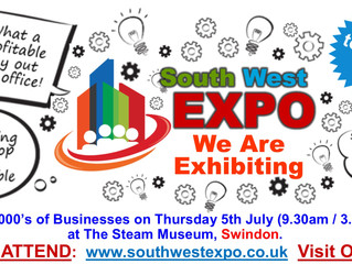 We are exhibiting at the South West Expo!