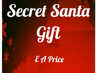 The Reindeer's Secret Santa Gift Available Now