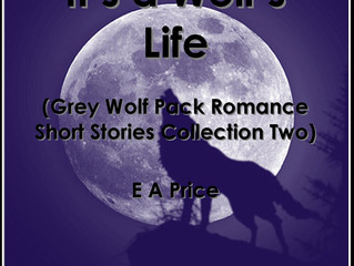 It's a Wolf's Life available now!