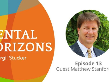 EP13: Mental Illness & Faith Communities with Matthew Stanford, PhD