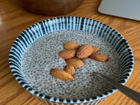 Paleo Chia Seed Pudding: a Warming Breakfast or Snack