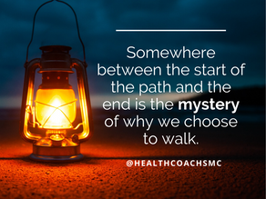 The Discomfort of Mystery and the Health Coach as Witness