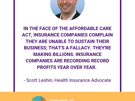 Episode 3: Health Insurance and Residential Treatment - With Guest Scott Leshin