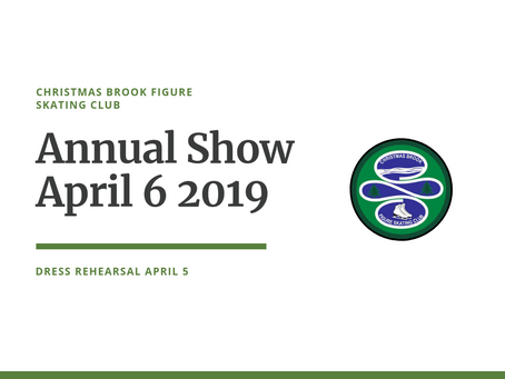 Annual Show Details for Membership